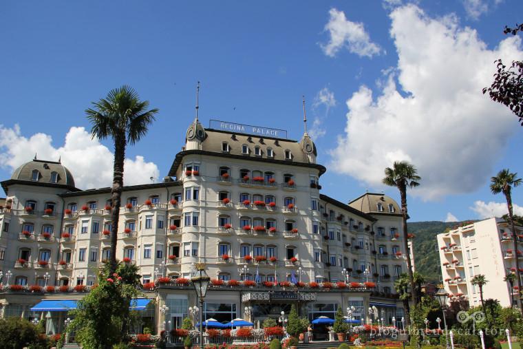 hotel central in stresa
