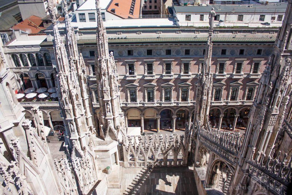 O zi in Milano