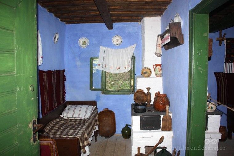 interior casa taraneasca
