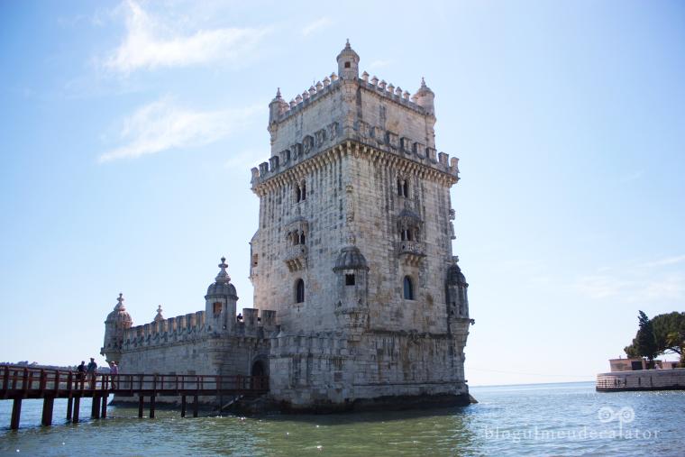 lisabona-turnul bellem