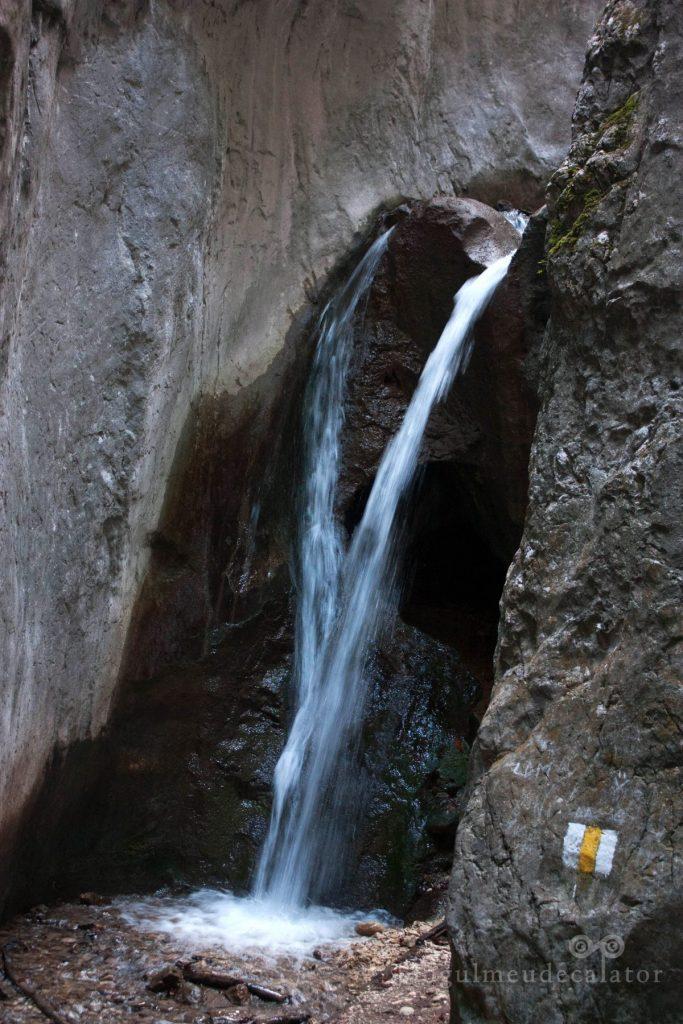 Traseu Canionul 7 scari