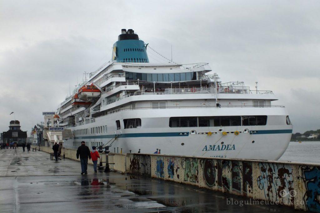 portul din Anvers