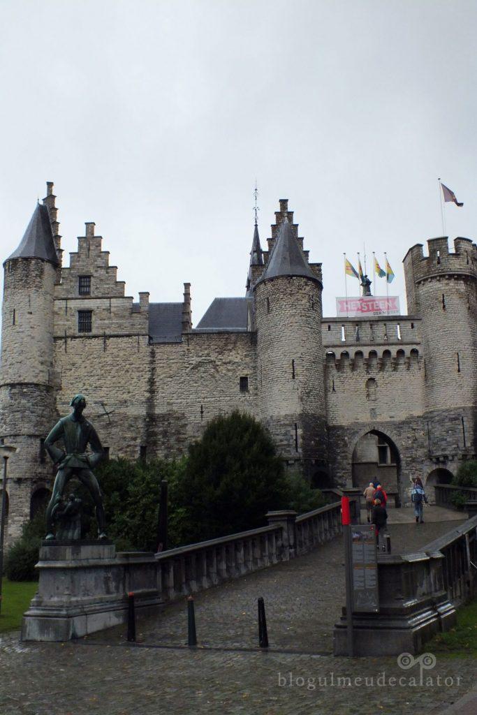 Dupa-amiaza in Anvers