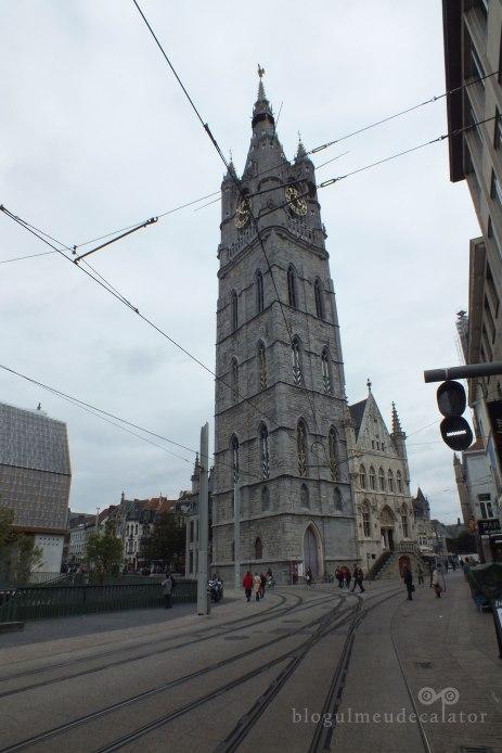 Gent- turnul belfry