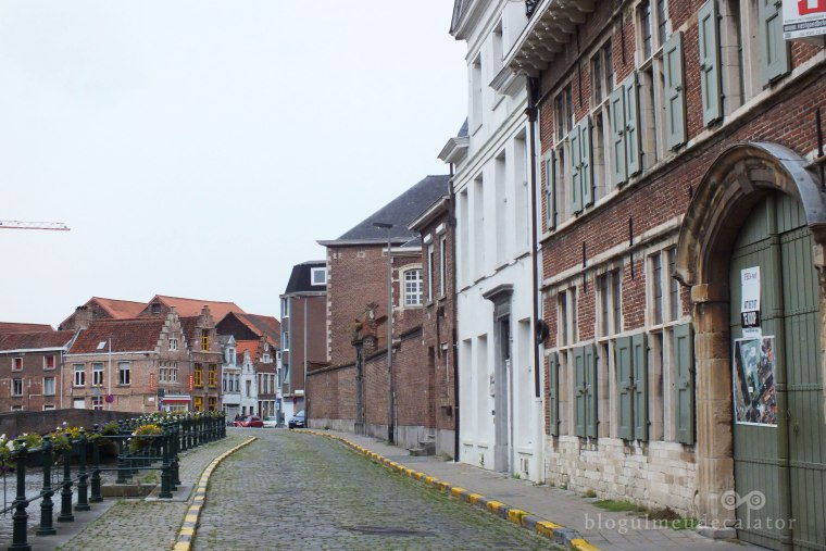 O zi în Brugge si Gent-plimbare prin gent