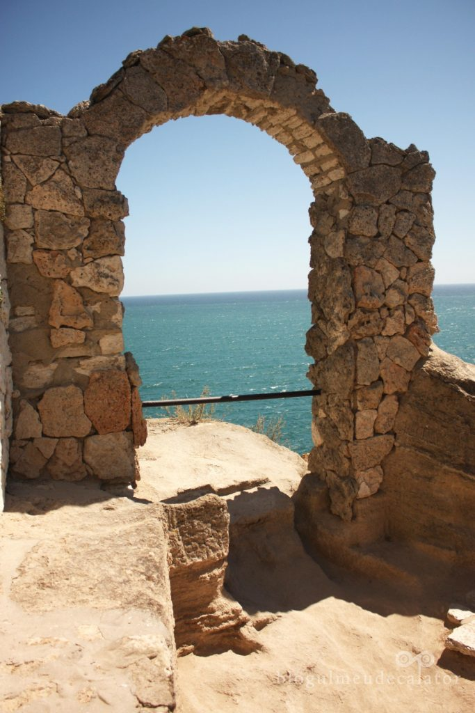 De mana cu marea, spre Capul kaliakra