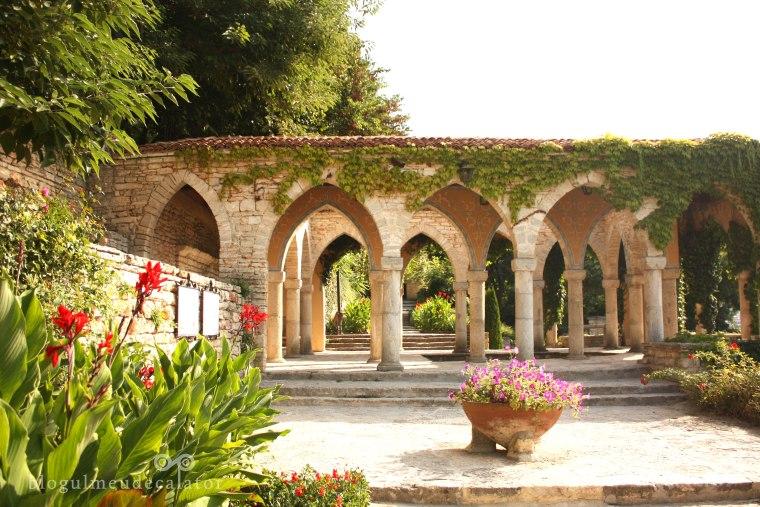 teplul apei-vizită la castelul reginei maria balcic
