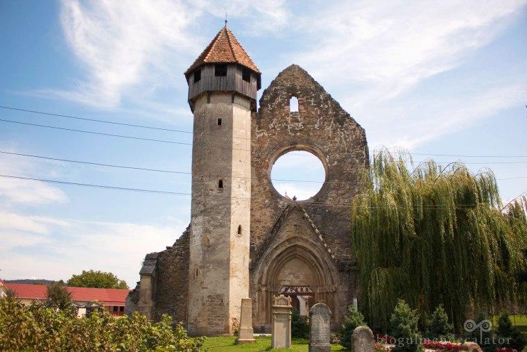 manastirea carta-exterior