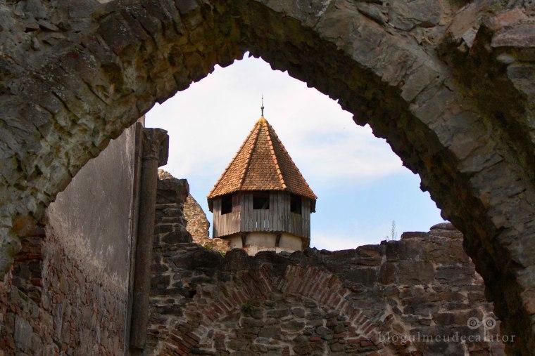 turn si ruine la abatia cistercianacarta