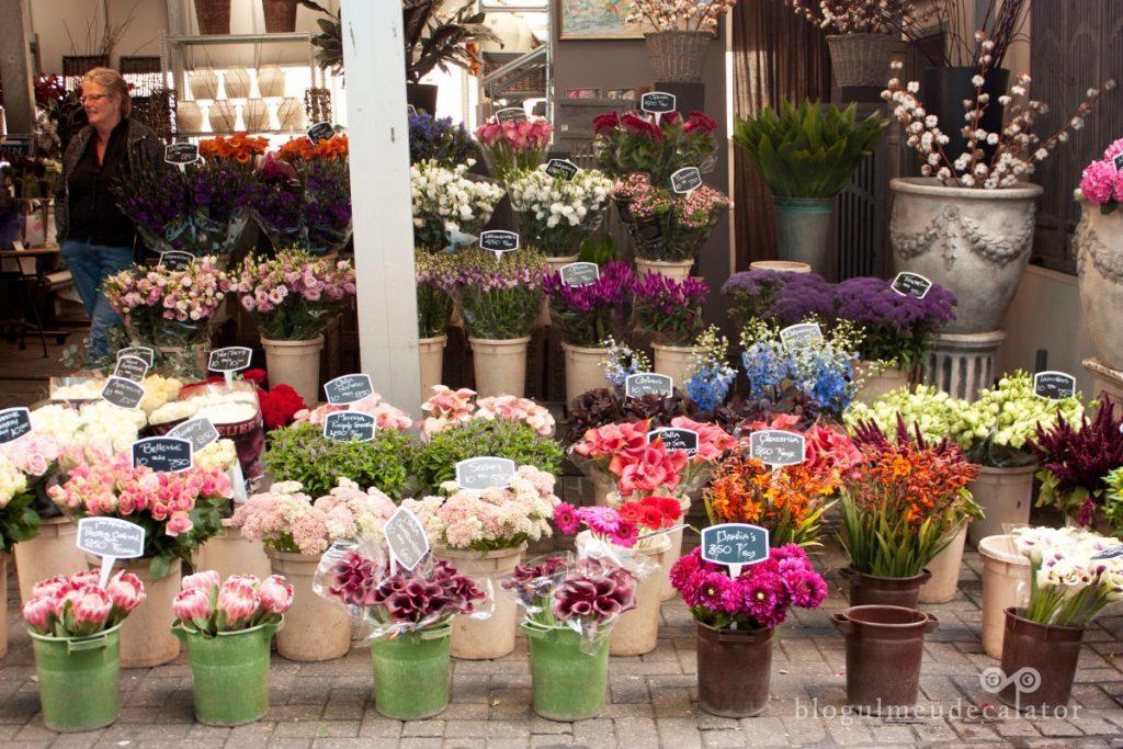 piata de flori Amsterdam