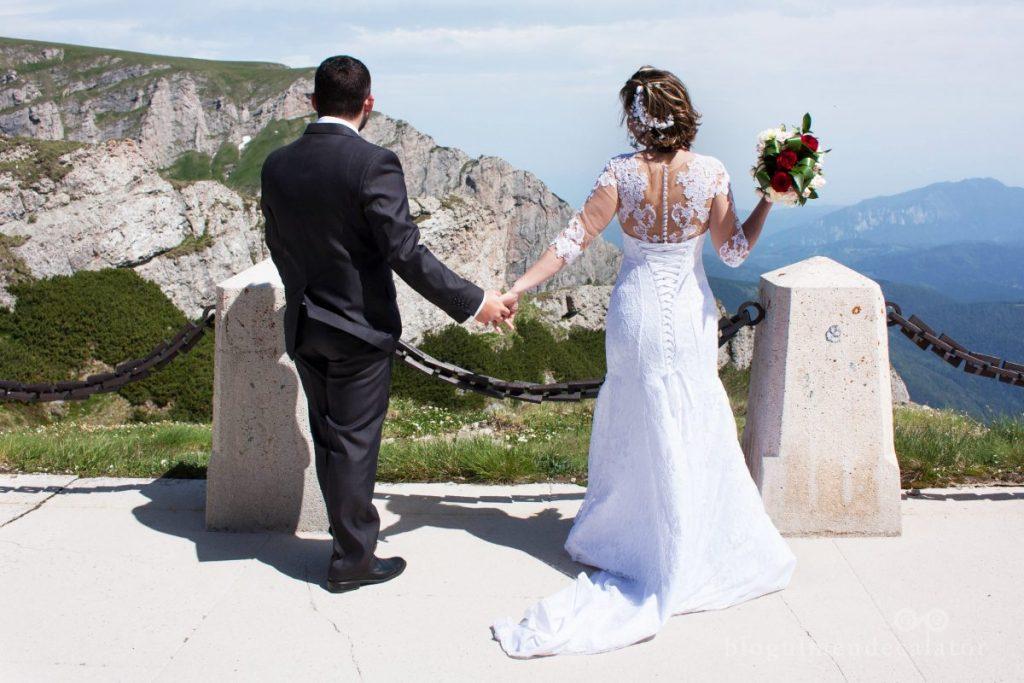 nunta pe caraiman