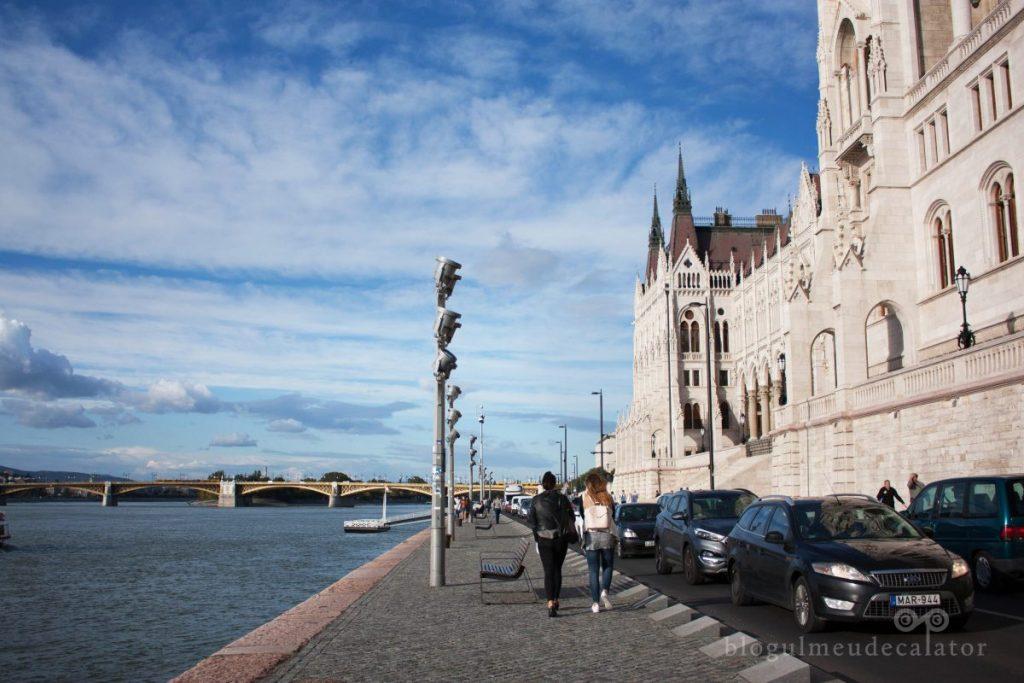 obiective pe care le poti vizita gratis in Budapesta-faleza dunarii