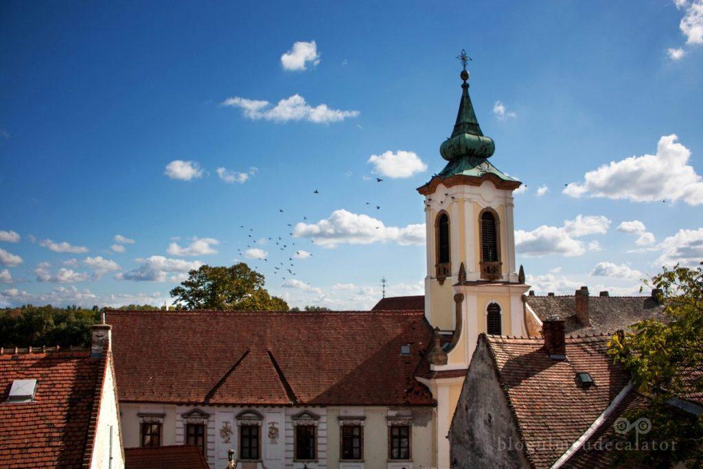 turla de biserica- excursie la szentendre
