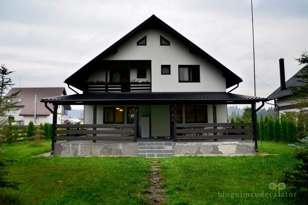 Vila Irina din Poiana Stampei