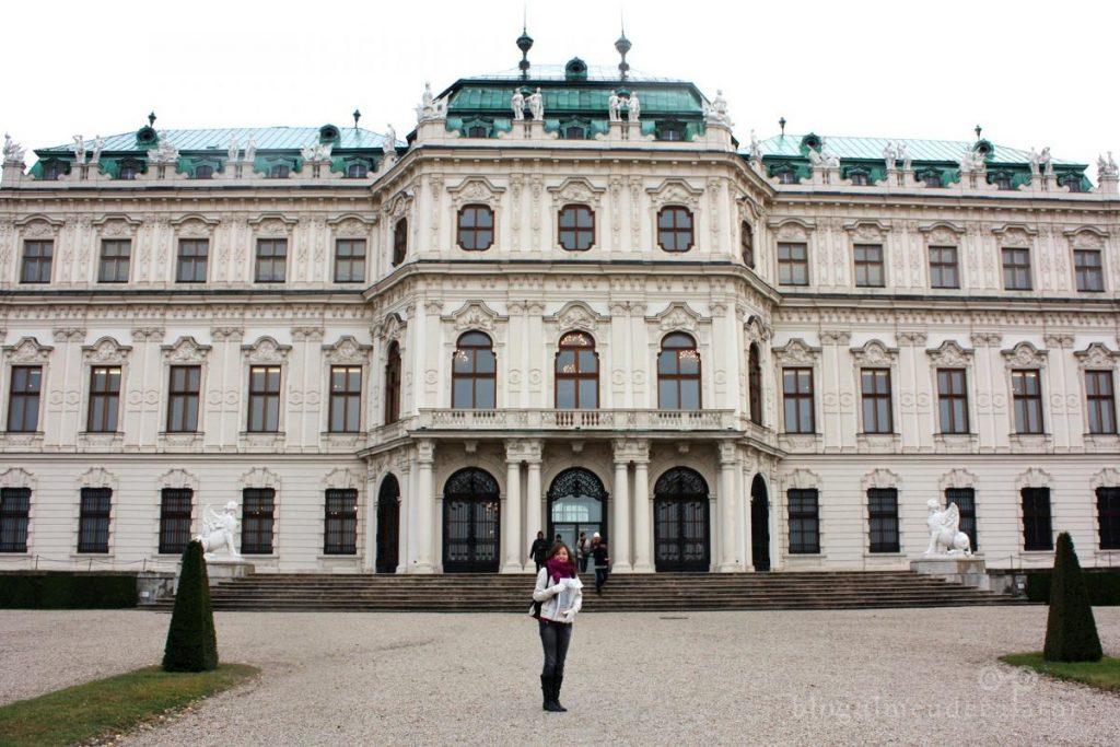 palatul hofburg viena