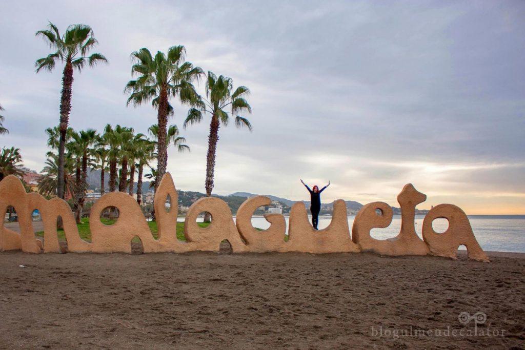 Malagueta, cea mai vizitata plaja din malaga