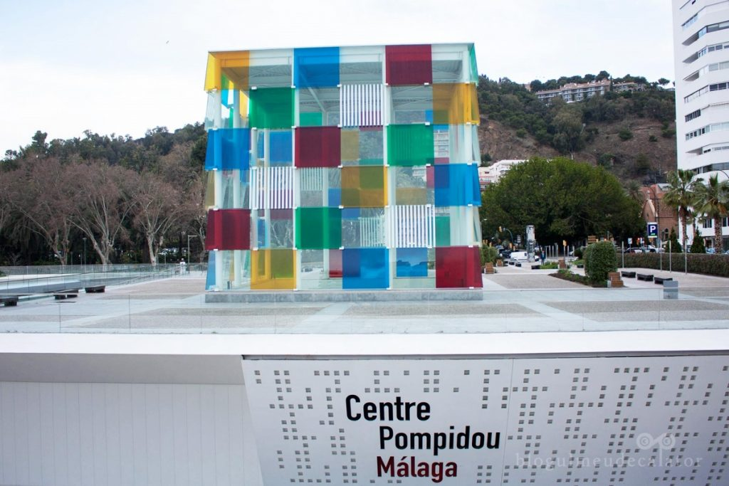 centrul pompidou malaga