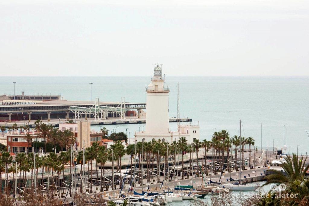 farul din Malaga