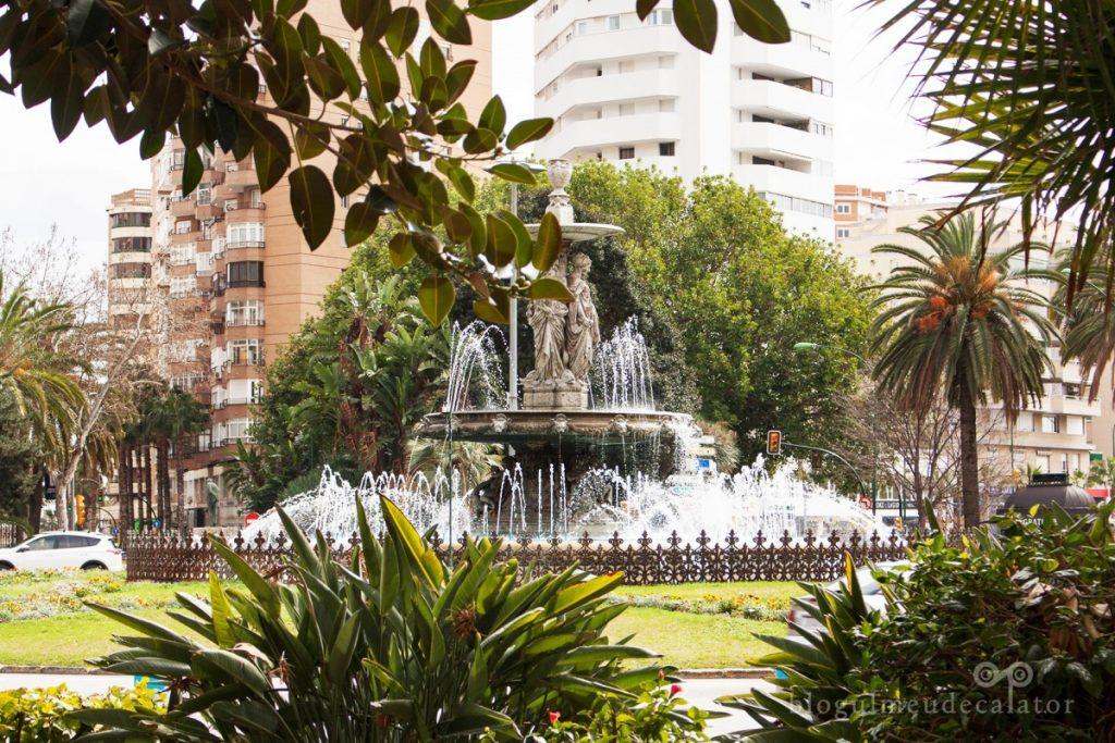 Vacantă în Andaluzia- Malaga-centru