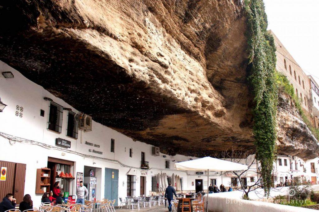 Setenil de las Bodegas, Spania-cuevas del sol