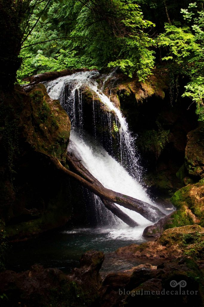 Cascada La-Vaioaga-cheile-nerei