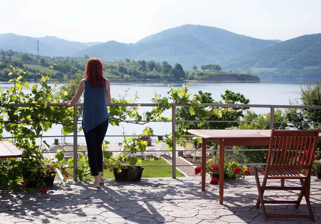 Locuri de vizitat in Romania -dunarea la cazane