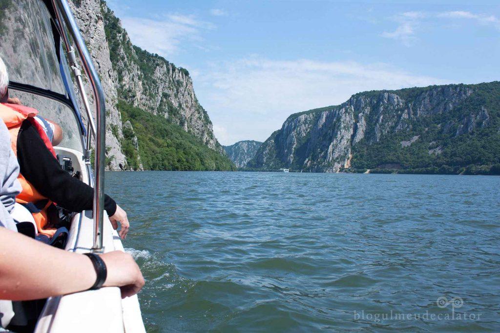 Locuri de vizitat in Romania-dunarea la cazane