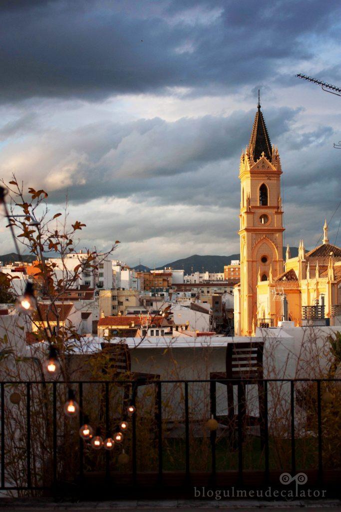 Cât costă o vacanță în Andaluzia -Casa Al Sur Terraza Hostel