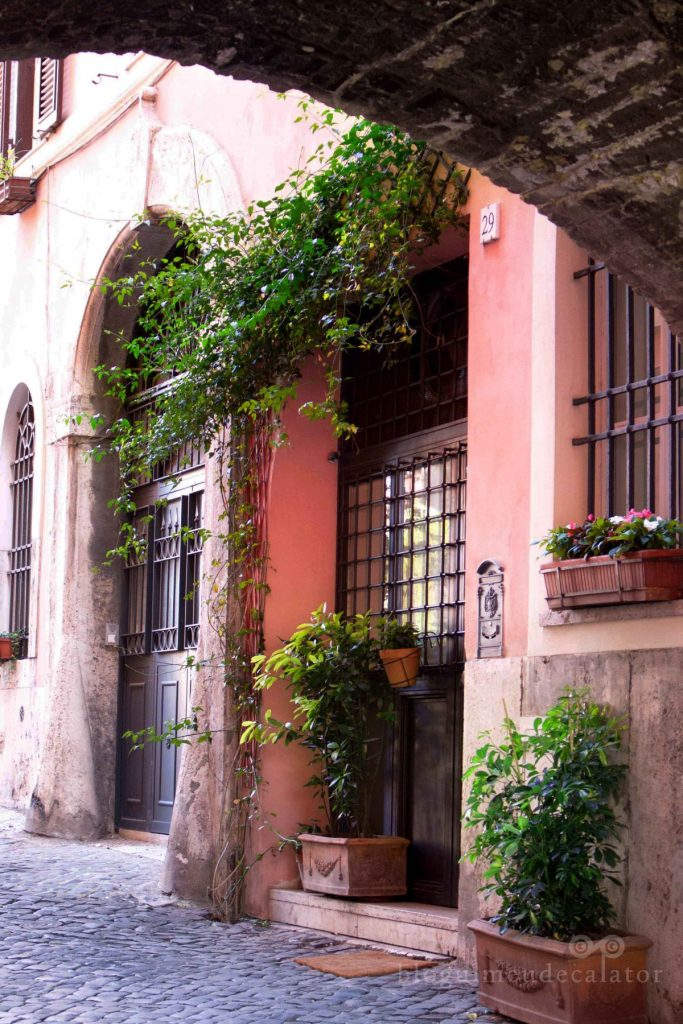 Cartierul Trastevere, cel mai pitoresc loc din Roma