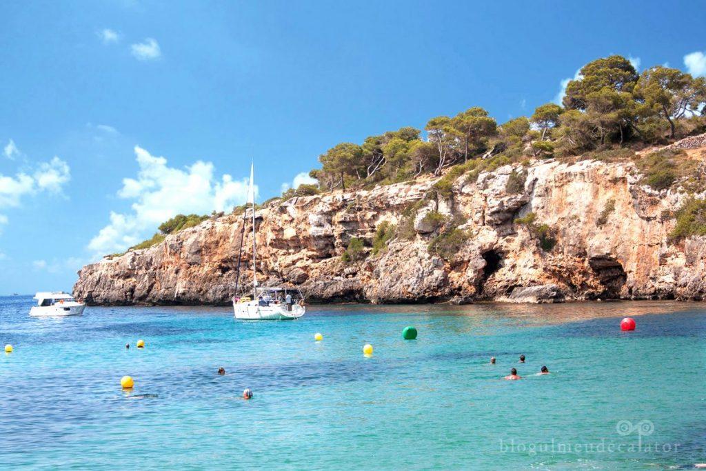 3 plaje din Mallorca -cala Pi