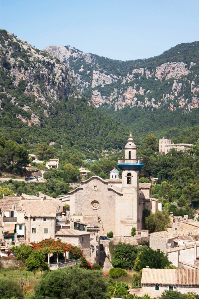 Ce poți vizita în Palma de Mallorca - Valldemossa
