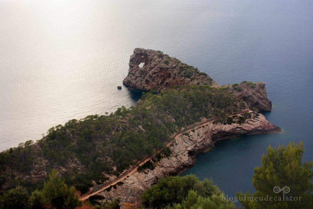 Ce poți vizita în Palma de Mallorca - Valldemossa - Na Foradada