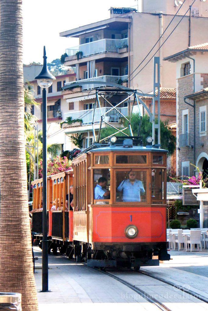 Ce poți vizita în Palma de Mallorca -Port de Soller