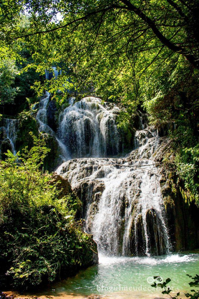 Cascadele Krushuna