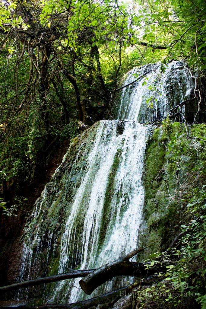 Cascadele Krushuna-Cascada Misterioasa