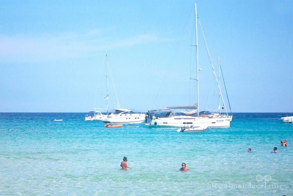 3 plaje din Mallorca - Cala Varquez