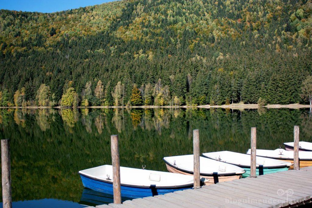 Lacul Sfânta Ana și Tinovul Mohoș