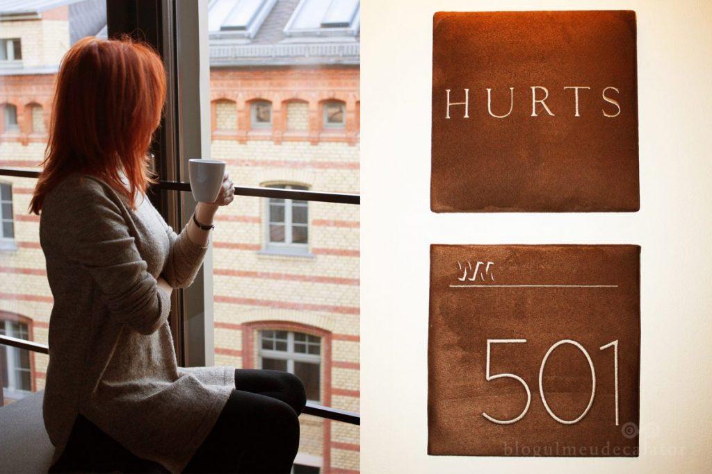 he Weinmeister Hotel, Berlin -room 501 Hurts