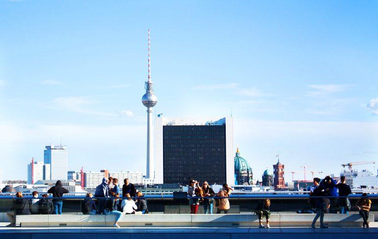 berlin-văzut-de-la-înălțime