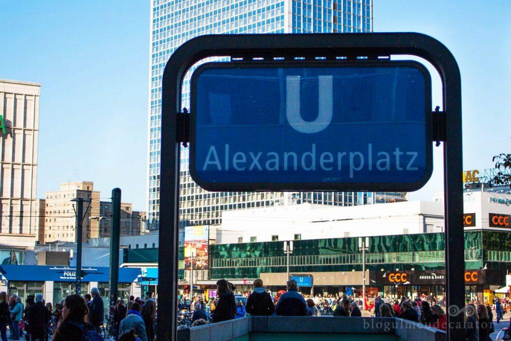 alexanderplatz-berlin-iesire-metrou