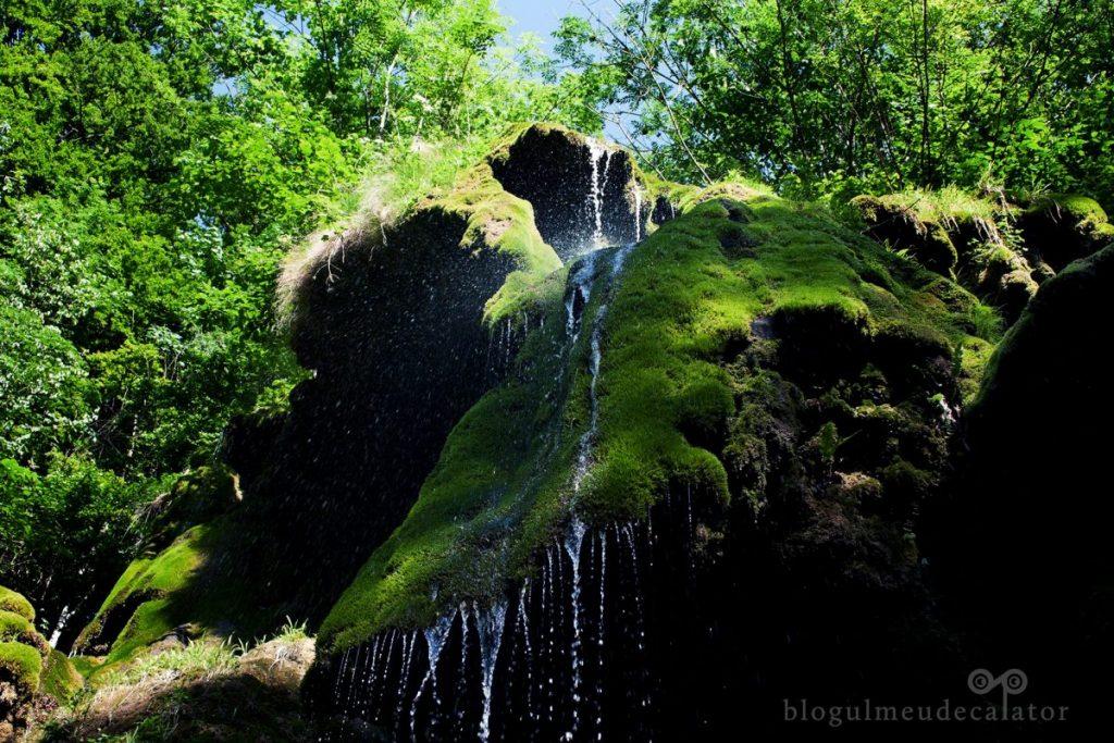 Cascada-Beusnita-Cheile-Nerei