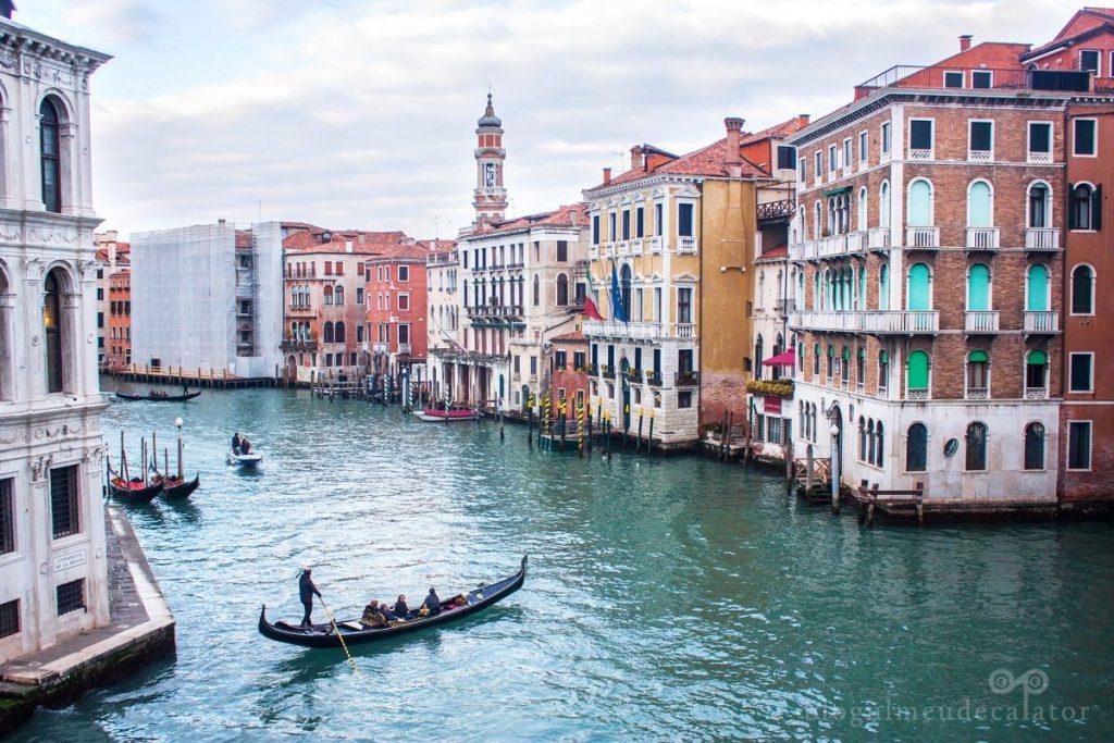 canale in Veneția