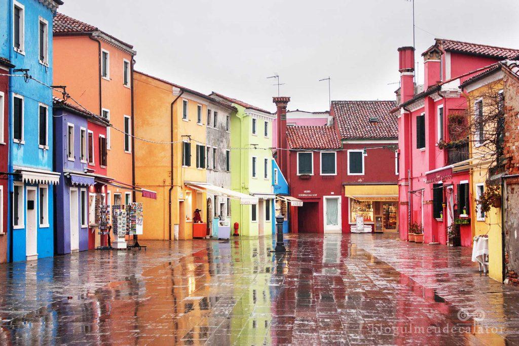 strazi goale in Burano