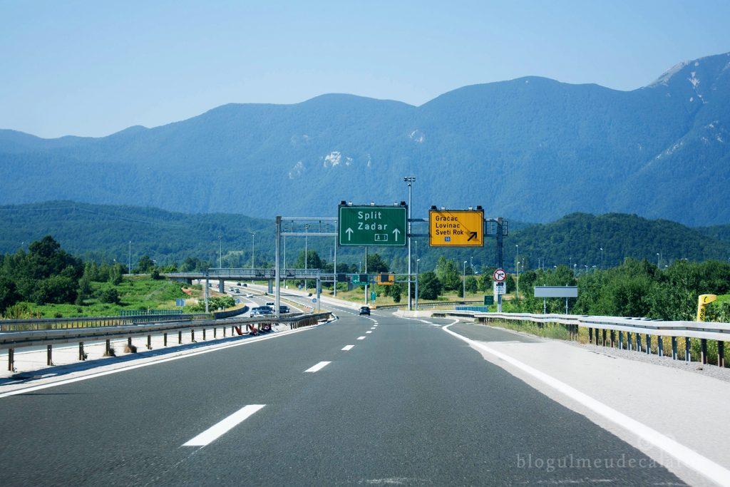 autostrada in Croatia-cum a fost drumul cu masina pana in Croatia