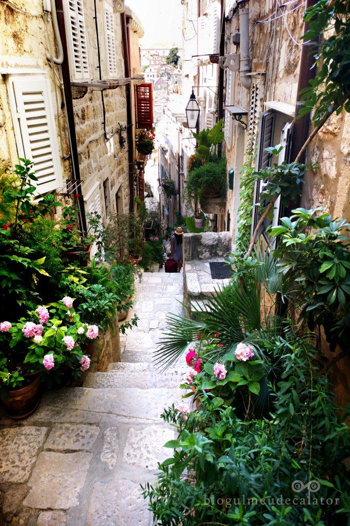 stradute in Dubrovnik