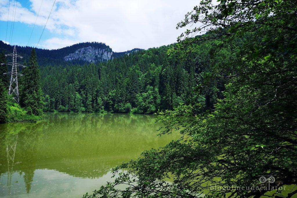 Traseu Lacul Scropoasa