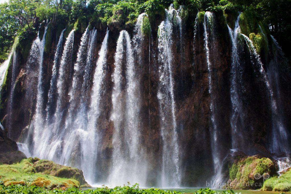 Parcul national Plitvice-de vizitat intr-o vacanta in Croatia