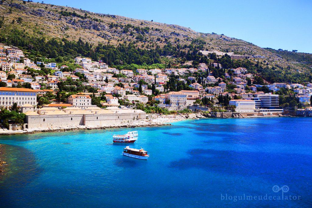 portul din Dubrovnik