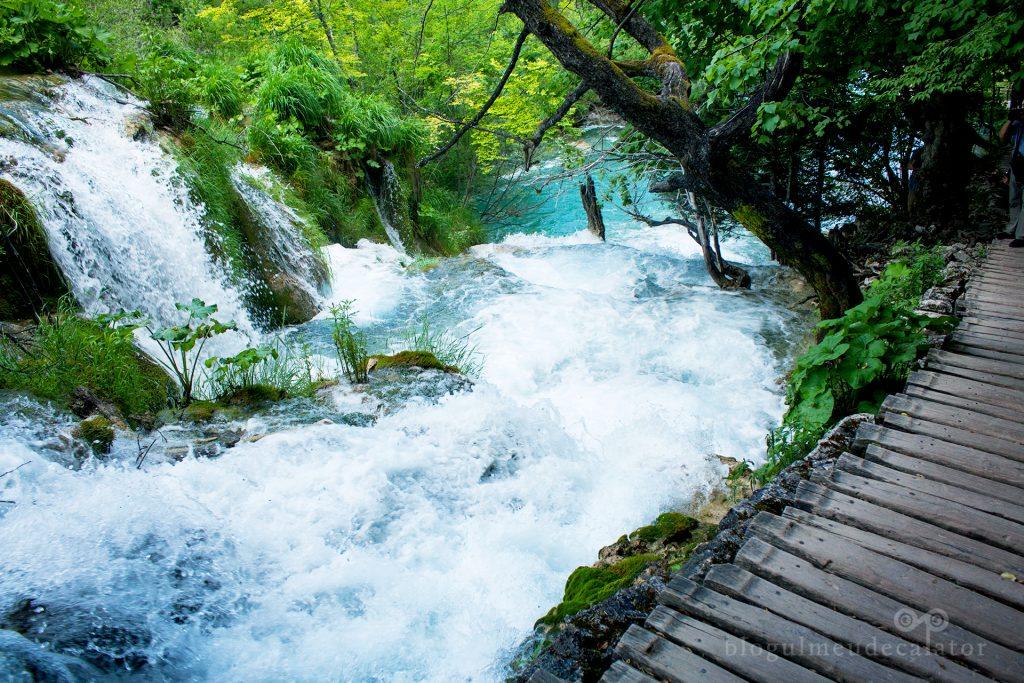 parcul Natiional Lacurile PLitvice