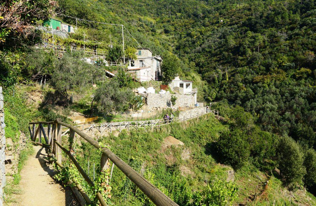 Vacanta in Cinque Terre- hiking intre Monterosso si vernazza